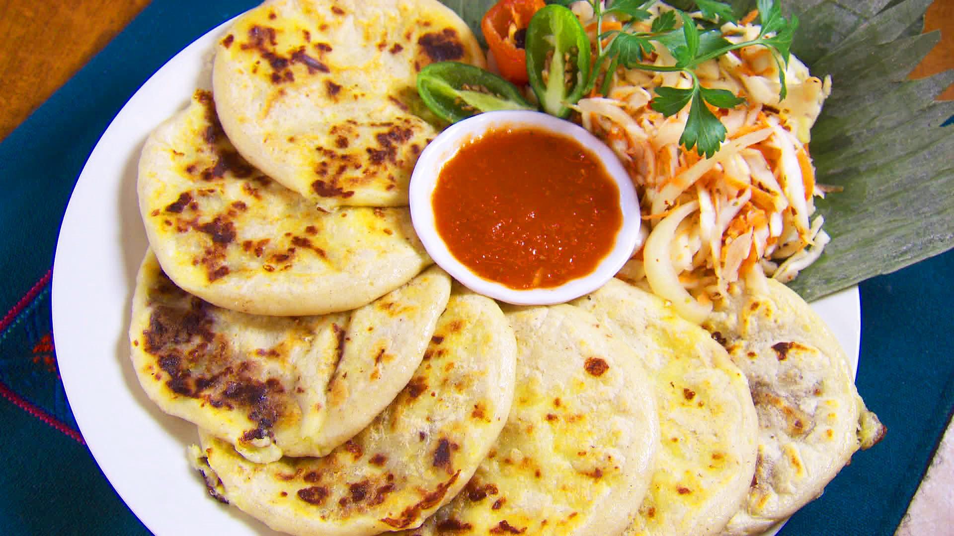 Salvadorian cuisine around the world cultural food festival salvadorian cuisine forumfinder Image collections